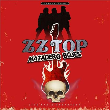 ZZ Top - Matadero Blues (LP)