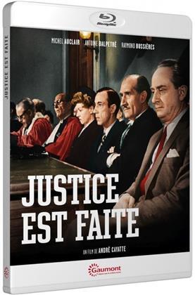 Justice est faite (1950)