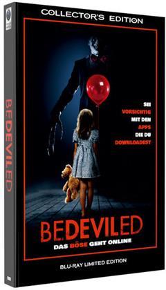 Bedeviled - Das Böse geht online (2016) (Hardcover, Limited Collector's Edition)