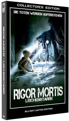 Rigor Mortis - Leichenstarre (2013) (Hardcover, Limited Collector's Edition)
