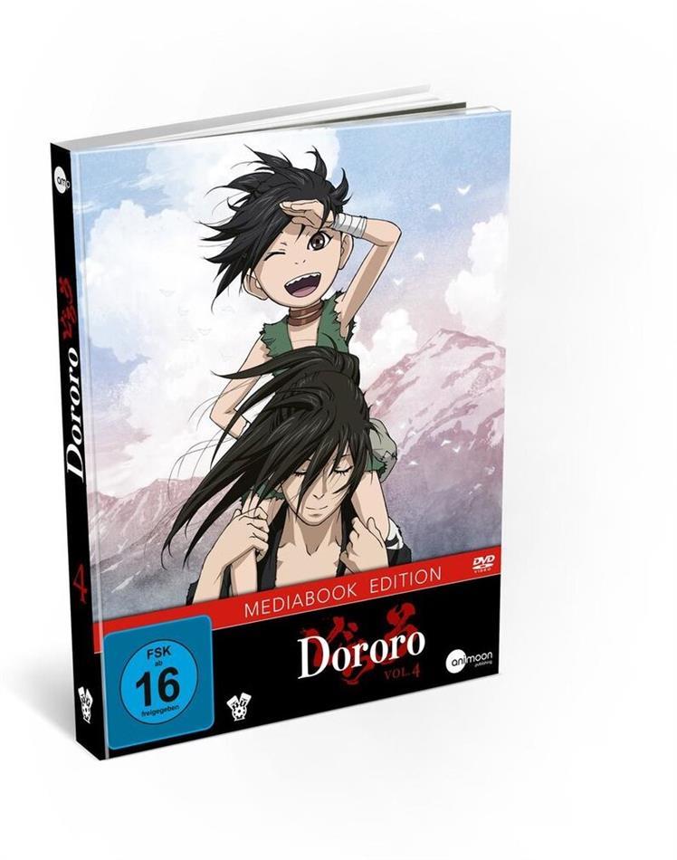 Dororo - Vol. 4 (Limited Edition, Mediabook)