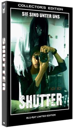 Shutter - Sie sind unter uns (2004) (Hardcover, Limited Collector's Edition)