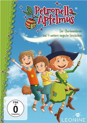Petronella Apfelmus - DVD 1: Der Oberhexenbesen ... und 9 weitere magische Geschichten