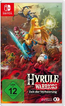 Hyrule Warriors: Zeit der Verheerung (German Edition)