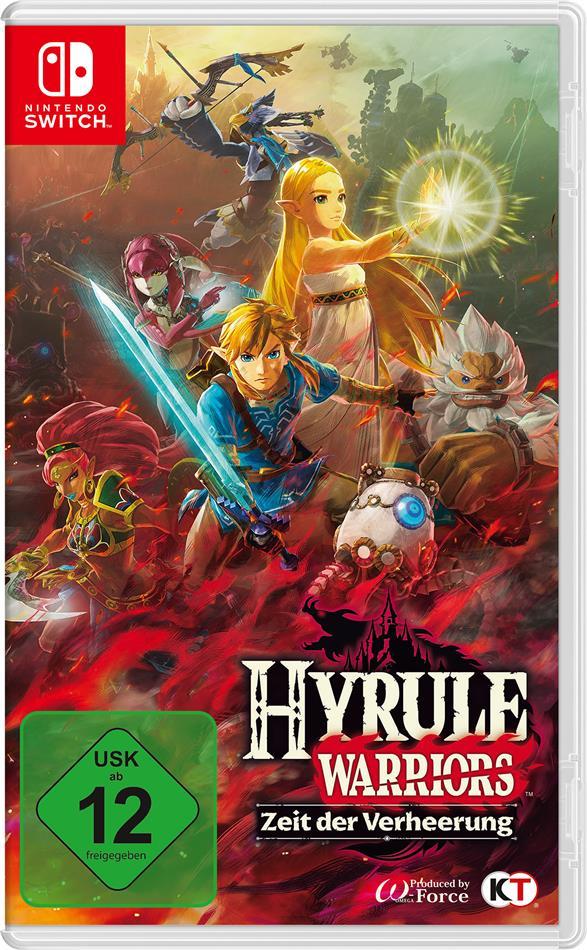 Hyrule Warriors: Zeit der Verheerung (German Edition)