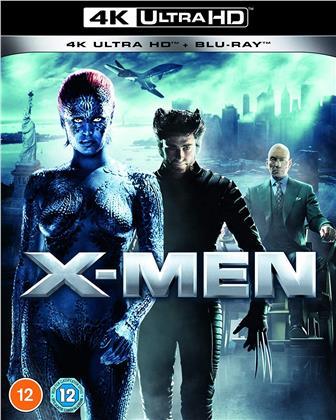 X-Men (2000) (4K Ultra HD + Blu-ray)