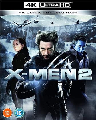 X-Men 2 (2003) (4K Ultra HD + Blu-ray)