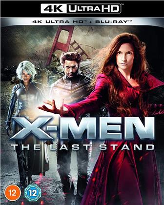 X-Men 3 - The Last Stand (2006) (4K Ultra HD + Blu-ray)