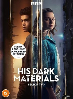 His Dark Materials - Season 2 (3 DVDs)