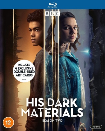 His Dark Materials - Season 2 (3 Blu-ray)