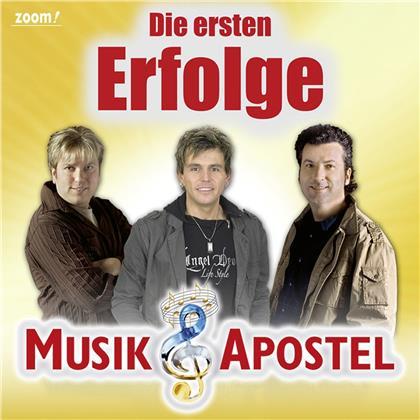 MusikApostel - Die ersten Erfolge