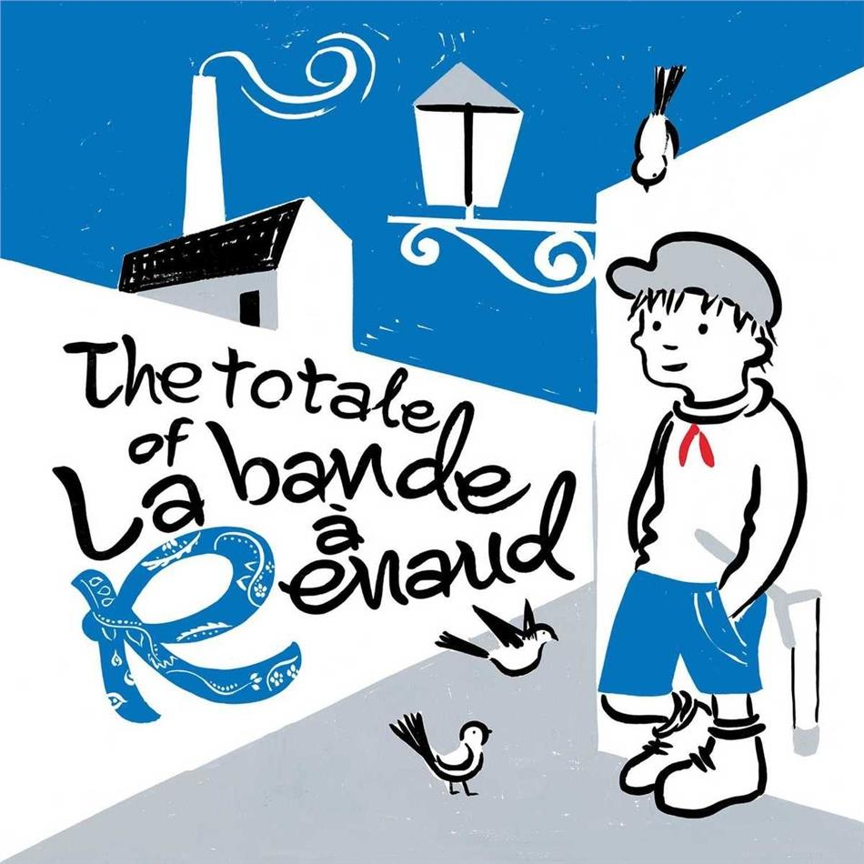 The Totale Of La Bande A Renaud (2 CDs)