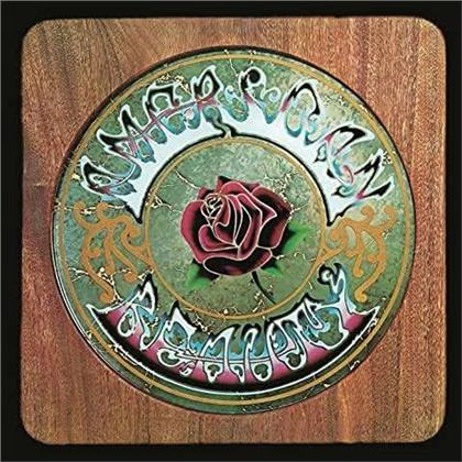 The Grateful Dead - American Beauty (2020 Reissue, 50th Anniversary Edition, Deluxe Edition, 3 CDs)