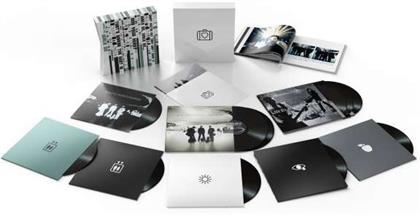 "U2 - All That You Can't Leave Behind (2020 Reissue, Boxset, 20th Anniversary Edition, Limited Edition, Remastered, 6 LPs + 5 12"" Maxis + Buch)"