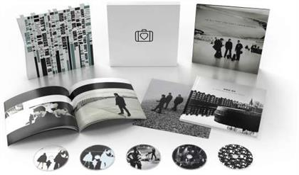 U2 - All That You Can't Leave Behind (2020 Reissue, Boxset, 20th Anniversary Edition, Limited Edition, Remastered, 5 CDs + Buch)