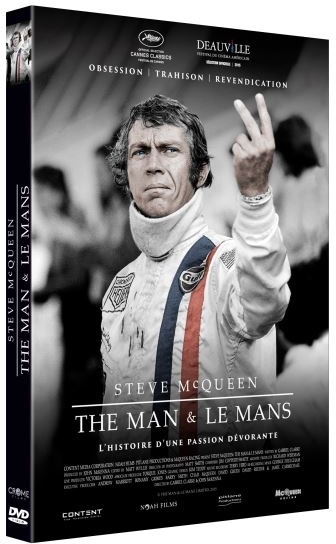 Steve McQueen - The Man & Le Mans (2015)