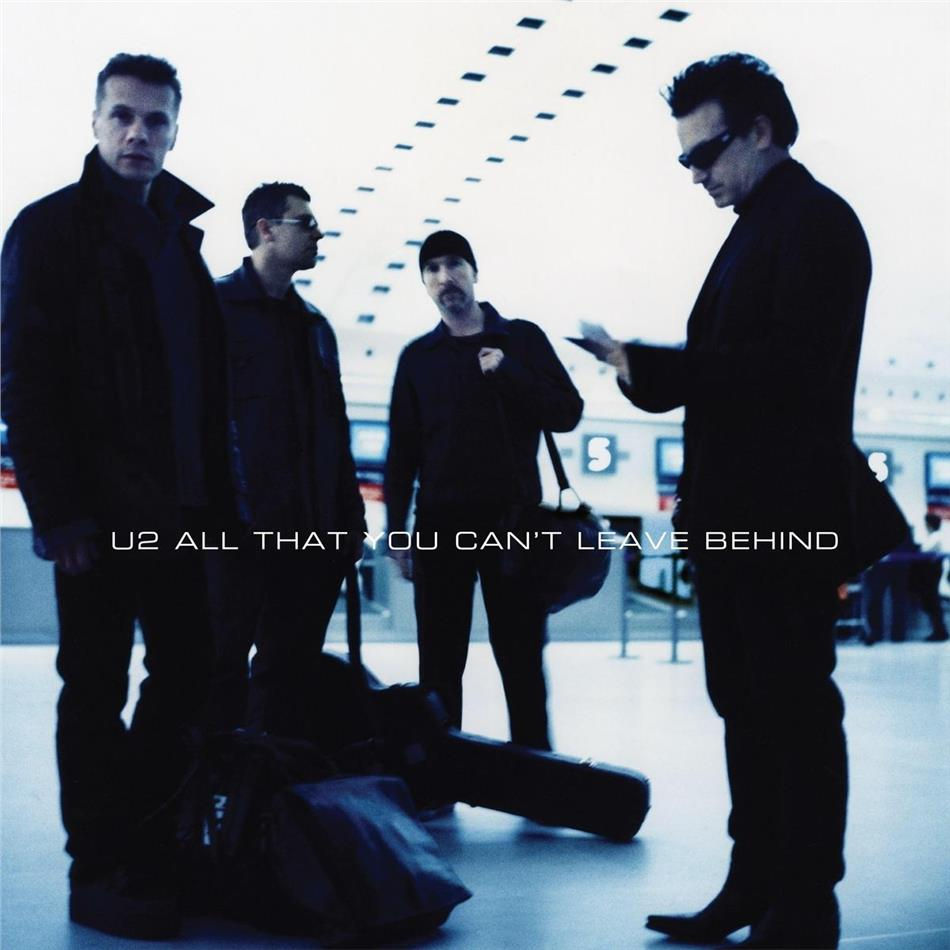 U2 - All That You Can't Leave Behind (2020 Reissue, 20th Anniversary Edition, Deluxe Edition, Remastered, 2 CDs)