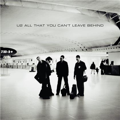 U2 - All That You Can't Leave Behind (2020 Reissue, 20th Anniversary Edition, Remastered)