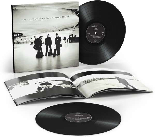 U2 - All That You Can't Leave Behind (2020 Reissue, 20th Anniversary Edition, Remastered, 2 LPs)