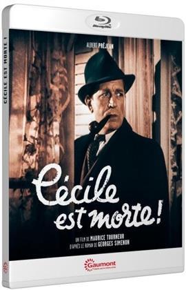 Cécile est morte (1944)