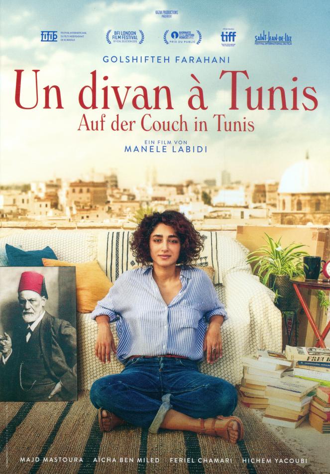 Un divan à Tunis - Auf der Couch in Tunis (2019)