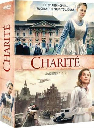 Charité - Saisons 1 & 2 (4 DVDs)