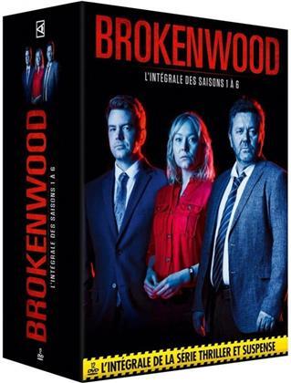 Brokenwood - Saisons 1-6 (12 DVDs)