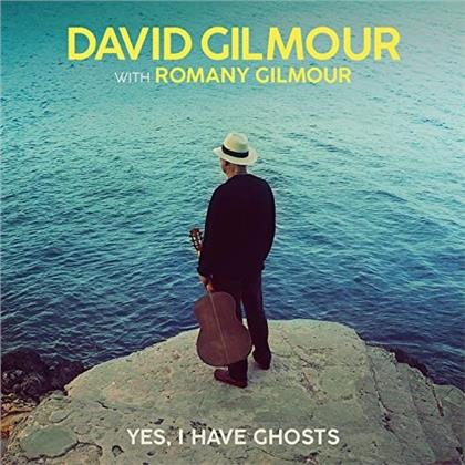 "David Gilmour - Yes, I Have Ghosts (7"" Single)"