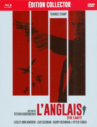 L'anglais (1999) (Nouveau Master Haute Definition, Steelbook, Blu-ray + DVD)