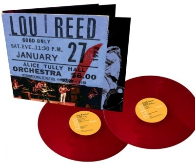 Lou Reed - Lou Reed Live At Alice Tully Hall (2 LPs)