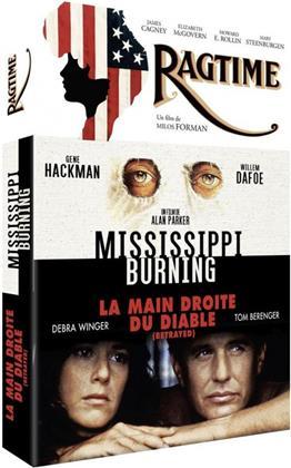 Ragtime / Mississippi Burning / La main droite du diable (3 DVD)