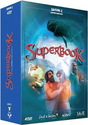 Superbook - Saison 2 - Coffret Intégral (4 DVD)