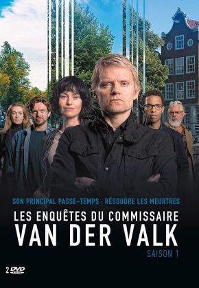Les enquêtes du Commissaire Van Der Valk - Saison 1 (2 DVDs)