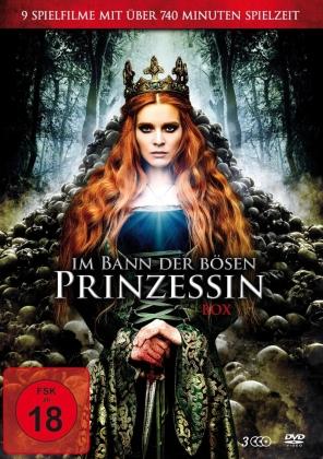 Im Bann der bösen Prinzessin - Box (3 DVDs)