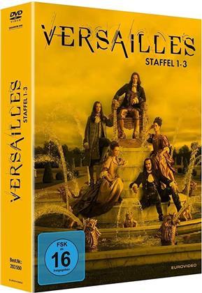 Versailles - Die komplette Serie (12 DVDs)