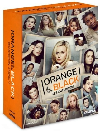 Orange is the New Black - Staffel 1-7 (Gesamtedition, 35 DVDs)