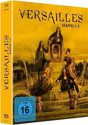 Versailles - Die komplette Serie (9 Blu-rays)
