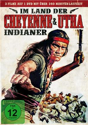 Im Land der Cheyenne & Utha Indianer - Indianer auf dem Kriegspfad / Der blutige Fluss / Der einsame Adler