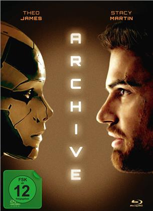 Archive (2020) (Limited Collector's Edition, Mediabook, Blu-ray + DVD)