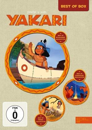 Yakari - Best of Yakari (3 DVDs)