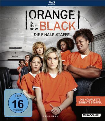 Orange is the New Black - Staffel 7 - Die finale Staffel (4 Blu-rays)