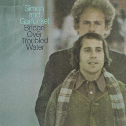 Simon & Garfunkel - Bridge Over Troubled Water (2021 Reissue, Columbia, LP)