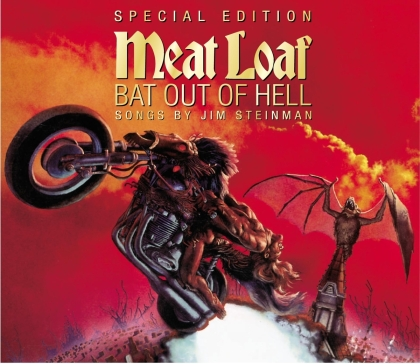Meat Loaf - Bat Out Of Hell (Cleveland International, 2021 Reissue, LP)