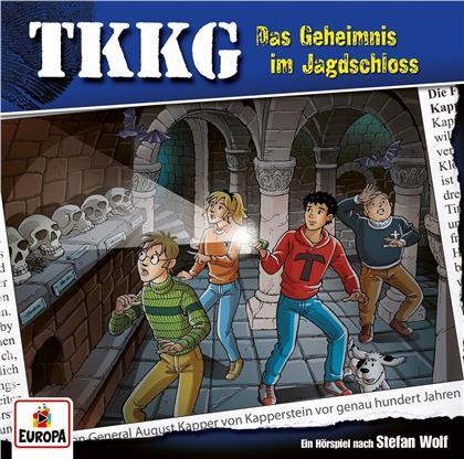 TKKG - 216/Das Geheimnis im Jagdschloss
