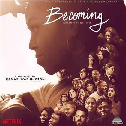 Kamasi Washington - Becoming (Music From The Netflix Original Documentary) - OST (LP)