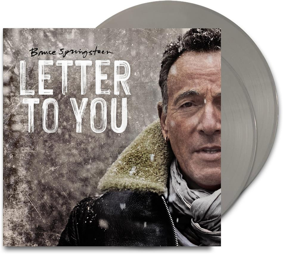 Bruce Springsteen - Letter To You (Limited Edition, Gray Vinyl, 2 LPs)