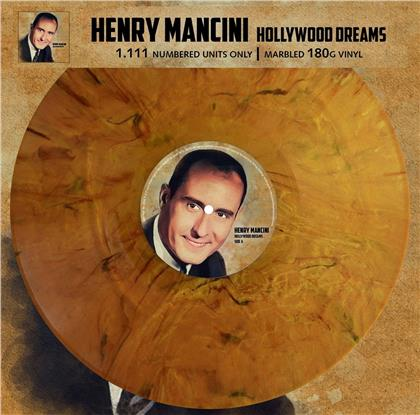 Henry Mancini - Hollywood Dreams (Limited to 1111 Copies, Gold Marbled Vinyl, LP)