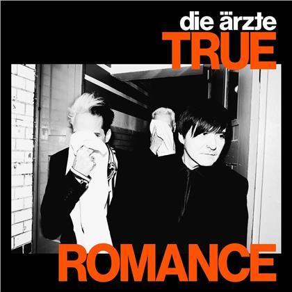 """Die Ärzte - True Romance (Recyclet Kastentasche) (7"""" Single)"""