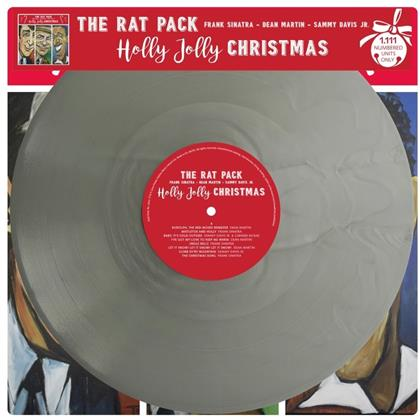 The Rat Pack - Holly Jolly Christmas (Power Station, 2020 Reissue, Silver Vinyl, LP)