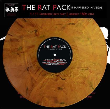 The Rat Pack - It Happened In Vegas (2020 Reissue, Power Station, Marbled Vinyl, LP)